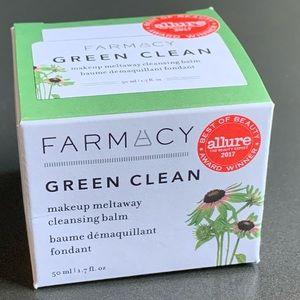 Farmacy Green clean make up cleansing balm NWT